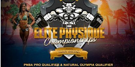 2020 INBA Elite Physique Championships - Natural Bodybuilding tickets