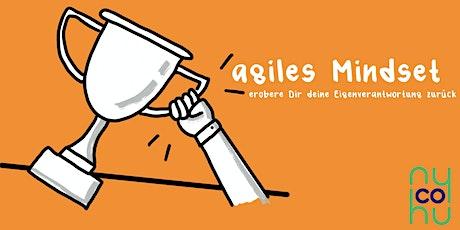 kurz & gut: agiles Mindset -Erobere Dir deine Eigenverantwortung zurück Tickets