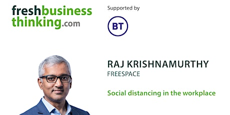 Social distancing in the workplace tickets