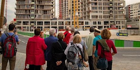 Balade - Porte de la Chapelle : Quel futur ? billets