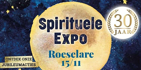 Spirituele Beurs Roeselare tickets