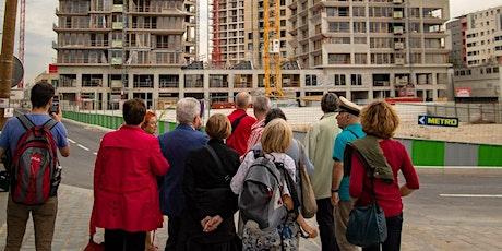 Porte de la Chapelle : Quel futur ? billets