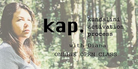 Online KAP open session with Diana tickets