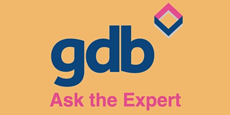 gdb - 'Ask the Expert' -  with Robert Coles, CEO of Roffey Park tickets