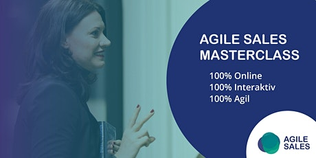 Agile Sales Masterclass Tickets