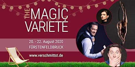 THE MAGIC VARIETÉ Tickets
