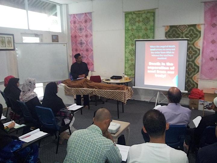 Janazah Management Course (September 2021) @ Still Road (2-Days) image