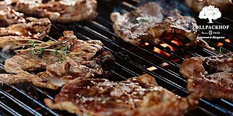 BBQ im Zollpackhof - Eine kulinarische Reise nach Korea Tickets