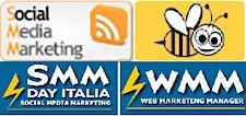 Social Media Digital Marketing Italia e #SMMdayIT logo