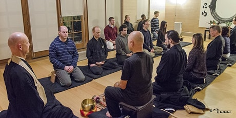 Rohatsu all-night meditation tickets