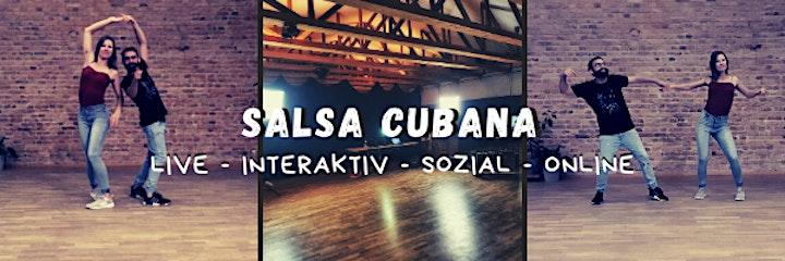 Salsa Cubana Mittelstufe - Studio und Online: Bild