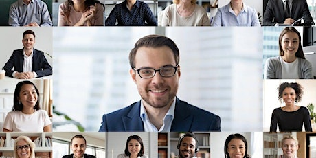 Virtual Speed Networking | Business Professional in San Diego | NetworkNite tickets