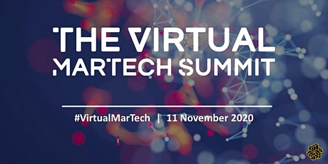 The Virtual MarTech Summit: 4th Edition tickets