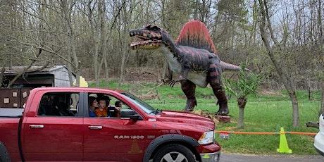 Dinosaur Drive-Thru:  Wednesday August 5th  - COVID 19 Safe tickets
