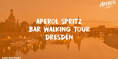 Aperol Spritz Bar Walking Tour Dresden Tickets