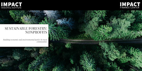 Sustainable Forestry: Nonprofits tickets