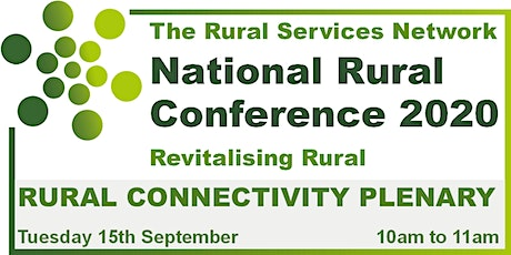 National Rural Conference 2020 - Rural Connectivity Day tickets