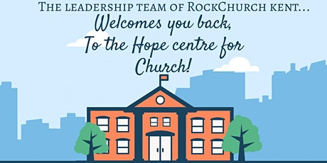 ROCKChurch Kent Attendance Register - The Hope Center Building tickets