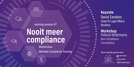 MS#7 Nooit meer compliance tickets