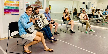VIRTUAL Learners' Session: Irish Traditional Music tickets