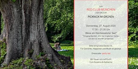 Picknick im Grünen (Englischer Garten, Wiese am Kleinhesseloher See) Tickets