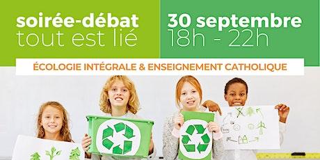 """Conférence """"Ecologie intégrale et Enseignement Catholique"""" - Reims billets"""