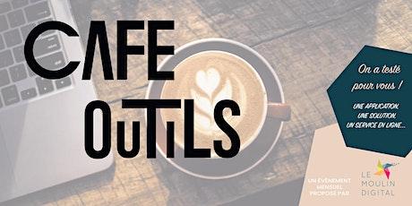 Café Outils #54 - Créer des indicateurs pertinents avec Google Analytics tickets
