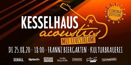 "Kesselhaus Acoustics ""Hutspende"" Tickets"