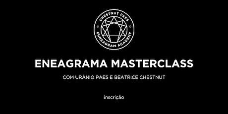 Eneagrama Masterclass ingressos