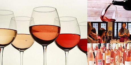 The Ultimate Virtual Wine Crash Course: Rosé Edition tickets
