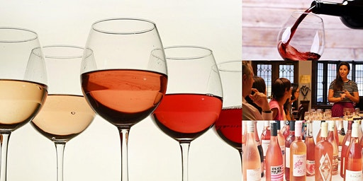 The Ultimate Virtual Wine Crash Course: Rosé Edition