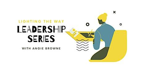 Deepening a Sense of Self (2 of 5) - Lighting the Way Leadership Series tickets