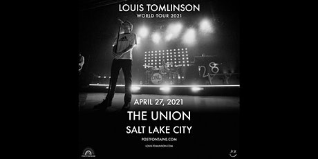 Louis Tomlinson World Tour 2021 tickets