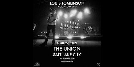 Louis Tomlinson World Tour 2021 entradas