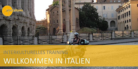 Interkulturelles Training Italien (6h virtuell) Tickets