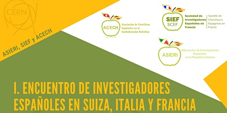 1. Encuentro de Investigadores Españoles, Italia y Francia