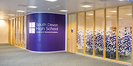 South Devon High School Information Evening tickets