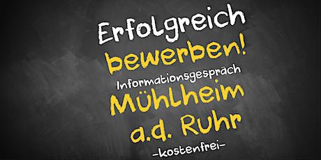 Bewerbungscoaching Online kostenfrei - Infos - AVGS Mühlheim a.d. Ruhr tickets