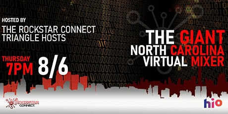 The Giant North Carolina Virtual Mixer (August) tickets