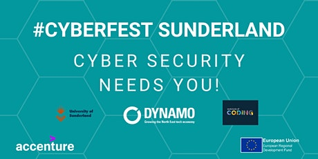 #CyberFest Sunderland: Cyber Security Needs You! tickets