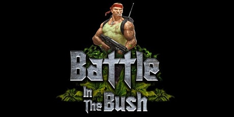 BATTLE IN THE BUSH 40k ITC Tournament tickets