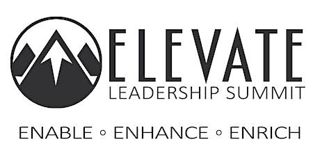 Elevate Leadership Summit 2021 tickets