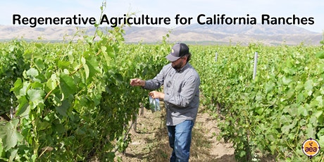 Online Event: Regenerative Agriculture for California Ranches tickets