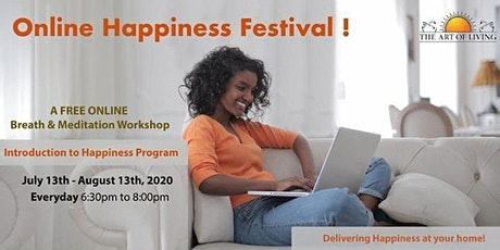 Breath and Happiness Festival tickets