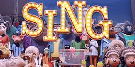 Sing @ Portlaoise Drive In Movies tickets