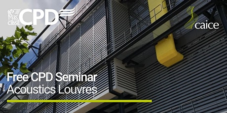 Acoustic Louvre CPD Seminar tickets