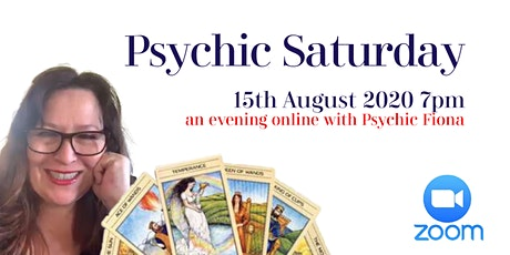 Psychic Saturday Online tickets