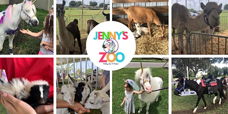 Jenny's Petting Zoo & Performance tickets