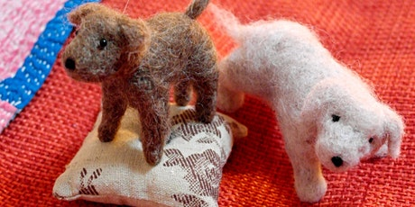 Needlefelt Dogs Class - Socially Distanced tickets