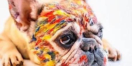 Private Virtual Paint a Portrait of Your Pet tickets